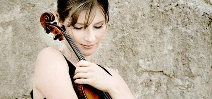 Lisa Batiashvili från Georgien