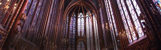 Concerts in La Sainte Chapelle